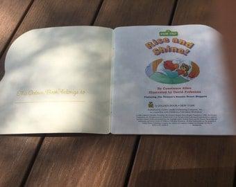 Sesame Street Rise and Shine 1996