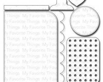 My Favorite Things Blueprints 22 Dienamic Set