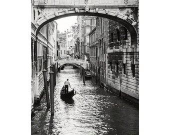 Solace under the Bridge of Sighs