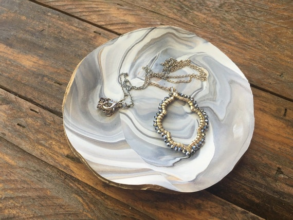 Marble Jewelry Dish
