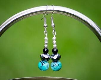 Rock Candy - Dangle Earrings