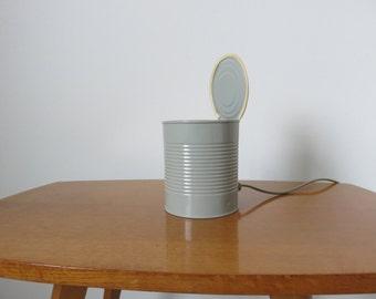 original lamp box design keeps VRIELAND dl lampen Holland mid century 1970 70's vintage lamp