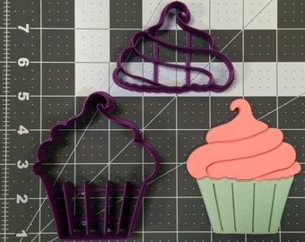 Cupcake 103 Cookie Cutter Set