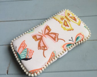 Butterfly, Wipe Case, Wipes Case, Baby Wipe Case, Travel Wipe Case, Wipes Holder, Baby Wipes Case, Diaper Bag, Baby Gift, Babyshower