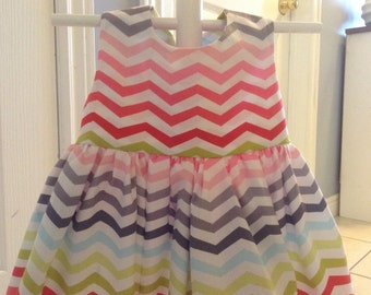 The Chevron Jumper, size 12-15 months