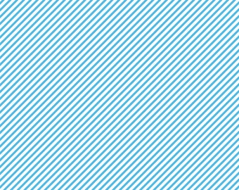 Blue Diagonal Lined Cardstock Paper