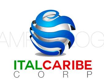 Professional Logo design for your company, corporative identity, logotype