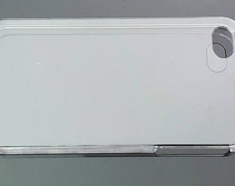 iPhone 4, 4s, 4g clear hard plastic case