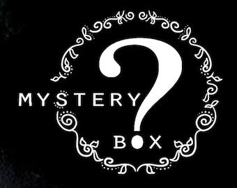 Mystery Grab Bag - Mystery Box - Bath Bombs, Sugar Scrubs, Bubble Bars - Random Box