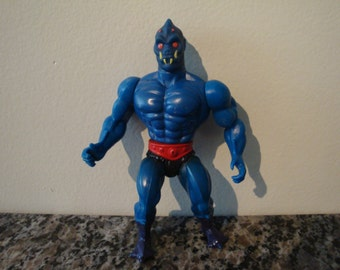 He-Man Masters of the Universe Webstor Action Figure 1981 MOTU
