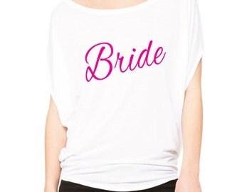 Bride Shirt. Wedding Day Shirt. Bride T-Shirt. Bride To Be. Bachelorette Shirt. Wedding Shirt. Bachelorette Party Shirt.