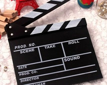 Movie cut | Film Board | Movie clapboard | Movie clapboard | Film Party