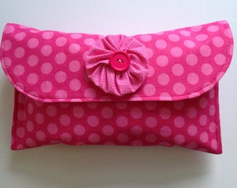 Clutch, Diaper clutch, Diaper wallet, Diaper bag