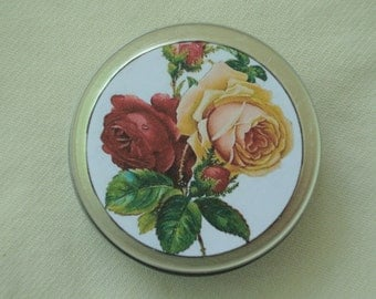 Rose Solid Perfume, Solid Perfume, Perfume, Rose Fragrance, Gifts for Her, Essential Oils, Rose, Rose Perfume