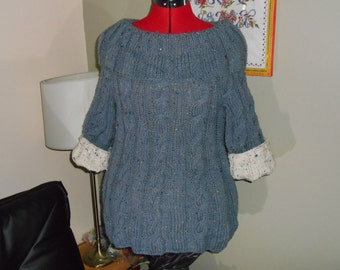 sweater tunic for women