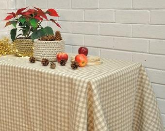 Linen Tablecloth / Linen gift