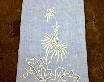Vintage Linen Hand-towel