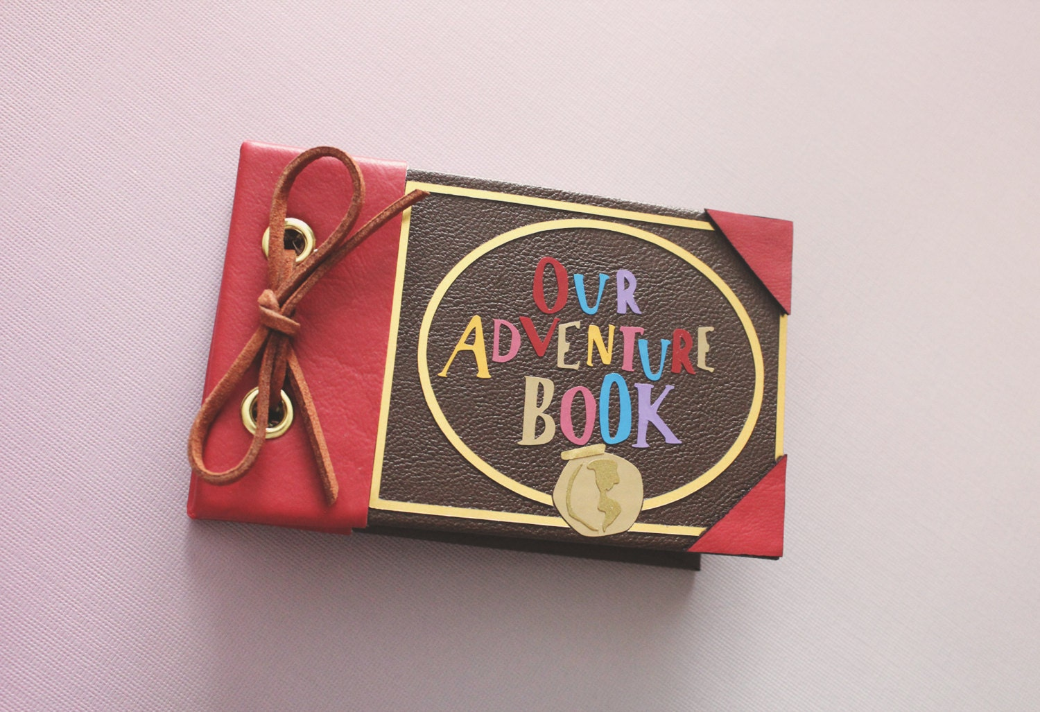 our adventure book engagement ring box ring by vaultofwonder