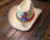 Ibiza boho hats
