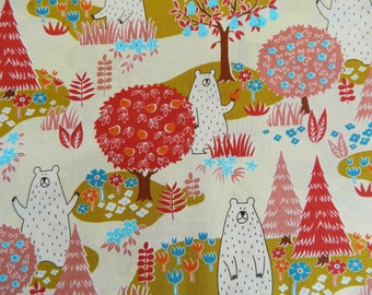 Bears Forest Delight  By Cosmo Japan