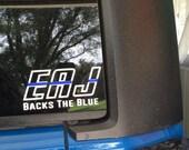 EAJ (Evansville Area Jeepers) Backs the Blue