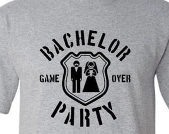 Bachelor Party funny shirt