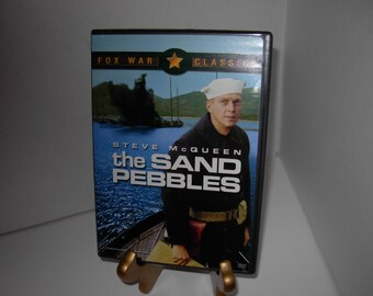The Sand Pebbles Steve McQueen DVD Free Shipping