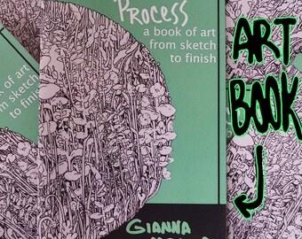 Process Art Book