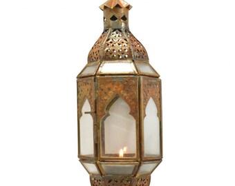Berber Hanging Lantern - Morocco