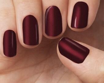 Vampire Nail Polish Wraps