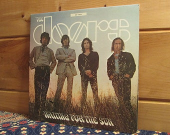 The Doors - Waiting For The Sun - 33 1/3 Vinyl Record