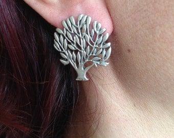 Earring, Brass Earring, Handmade  Earring, Gifts For Her