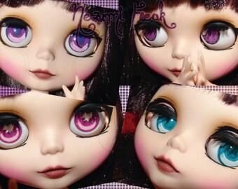 Eyechips 14mm - Blythe, Byul