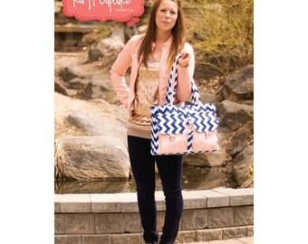 Kati Cupcake CarryOn Bag Pattern