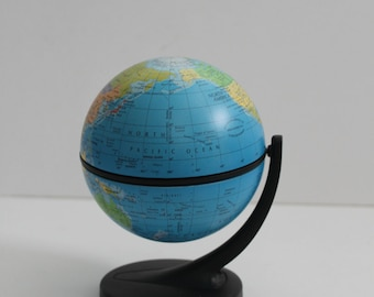 Small Spinning Gyroscoping Replogle Globe
