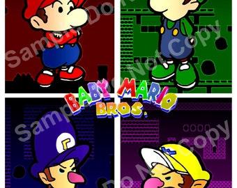 Baby Mario Bros.