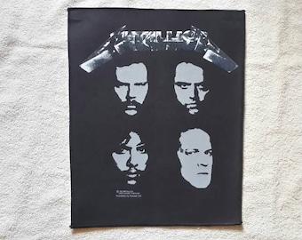 Metallica Stencil