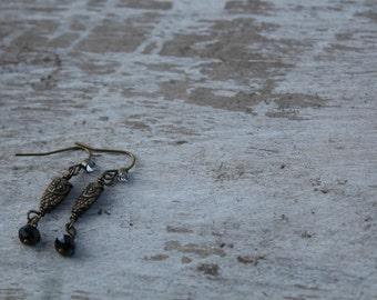 Little Night Owl Earrings