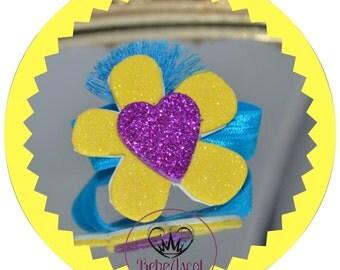 Hair Elastics Bracelet for girls