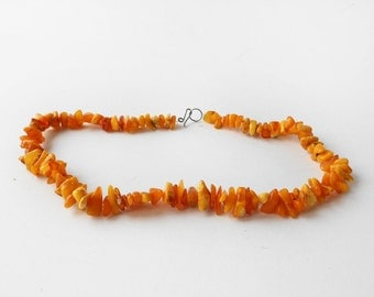 Pure Baltic Amber  Necklace
