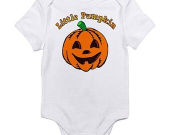 LITTLE PUMPKIN BABY Onesie