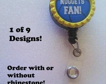 Nuggets ID Badge, Nuggets Badge, Denver Nuggets ID Badge, Denver Nuggets Badge, Denver Nuggets, Nuggets