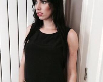 Katie Vest - Black