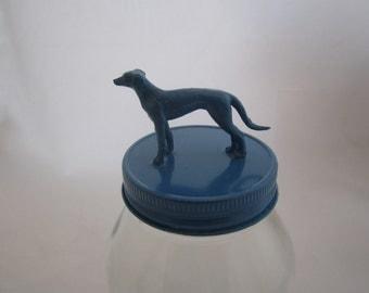 Blue Dog Jar