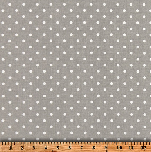 Premier prints upholstery fabric nursery fabric polka dot for Nursery print fabric