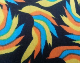 african print vibrant multicolored , gorgeous fabric