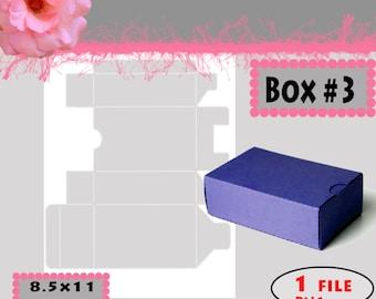 YOU Design!!! Box #3  Template!!