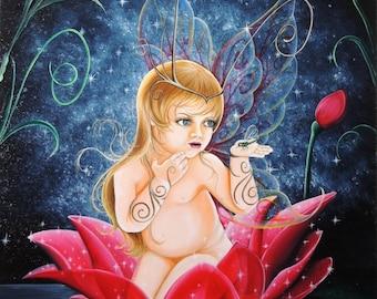 Baby Girl Fairy