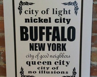 "Buffalo ""City of Names"""