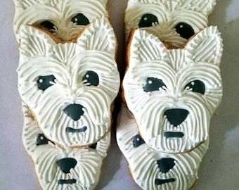 Dog cookies (12)